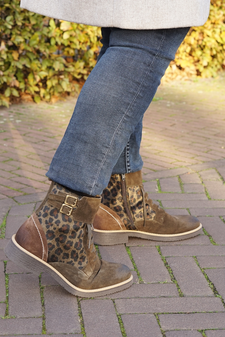 double v shoes roller veterlaars outfit 3 - Outfit of the day | Liefde voor de herfst