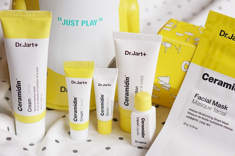 dr jart ceramidin cream review giftset 3 - Korean beauty | Dr. Jart+ Ceramidin liquid play set