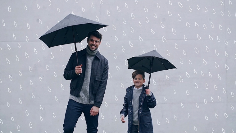 Senz paraplu x Studio Koosje