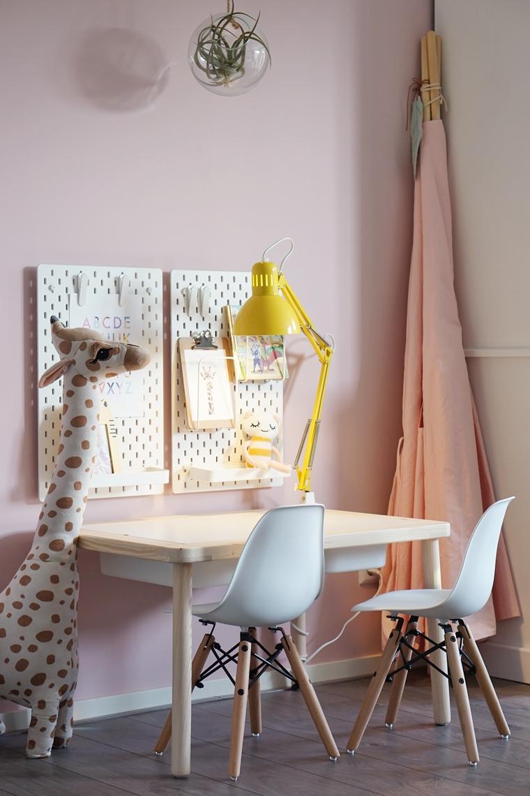 speelhoekje kinderen inspiratie 2 - Home | Een nieuw speelhoekje voor de meiden