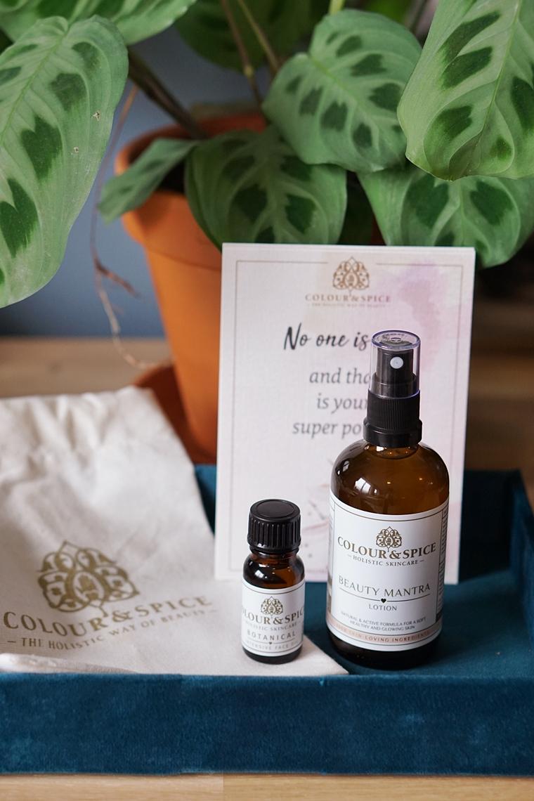 colour spice review 1 - Colour & Spice | Beauty Mantra lotion & Botanical Beauty oil
