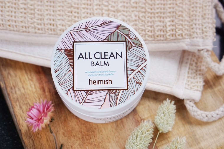 heimish all clean balm review 3 - Korean beauty | Heimish all clean balm