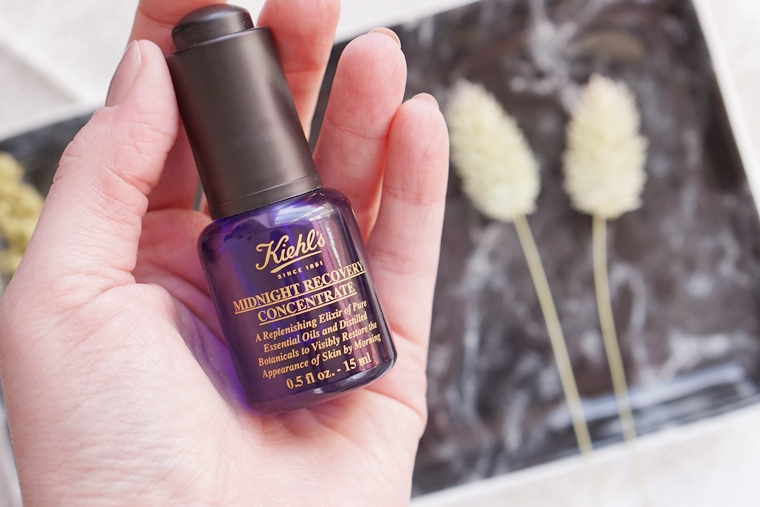 kiehls midnight recovery concentrate review 2 - Kiehl's Midnight Recovery Concentrate