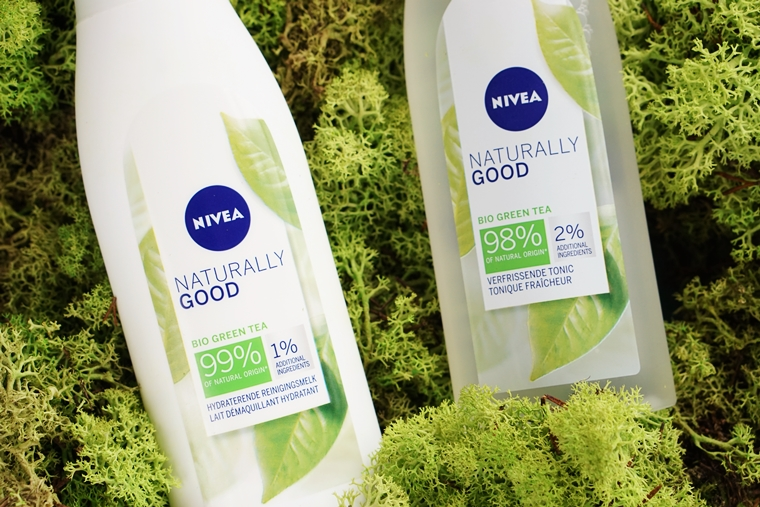 nivea naturally good review 3 - Nivea Naturally Good