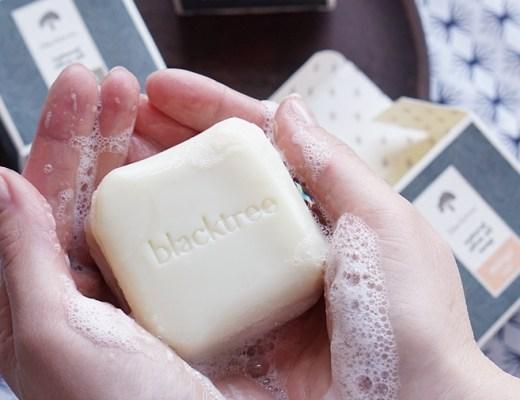 Blacktree zepen olijfolie zeep