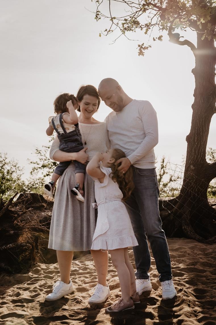 familieshoot 4 - Webshop tip | Verwisselbare fotodoeken van Wallstars