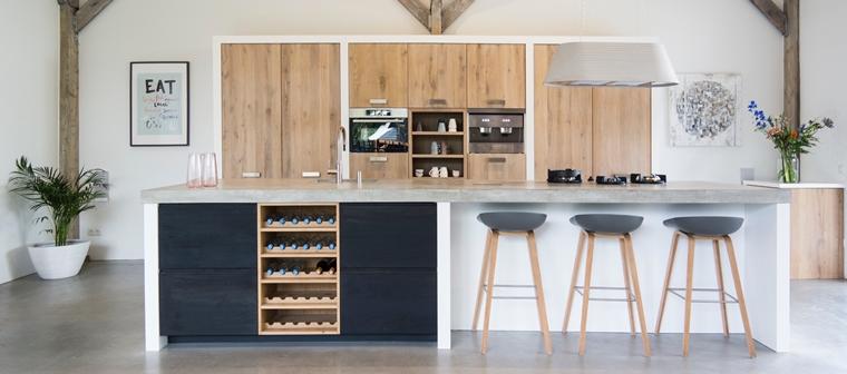 koak design keuken 5 - IKEA hack | Creëer een unieke designkeuken met KOAK Design