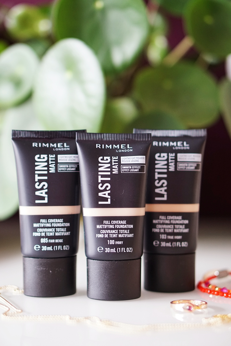 rimmel lasting matte foundation review 6 - Foundation Friday | Rimmel Lasting Matte foundation