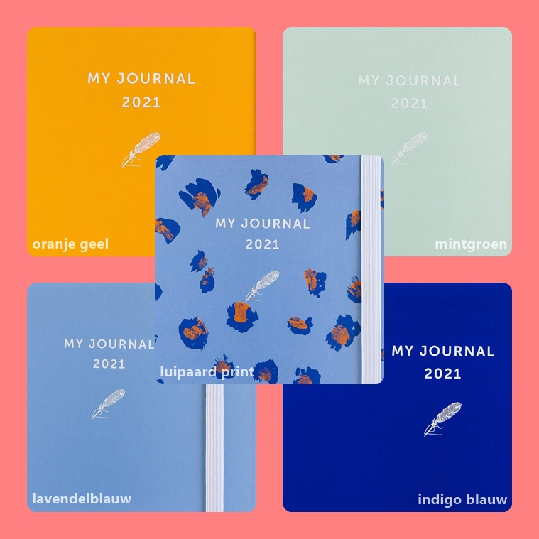 a journal agenda - Stationery | De nieuwe A-Journal collectie