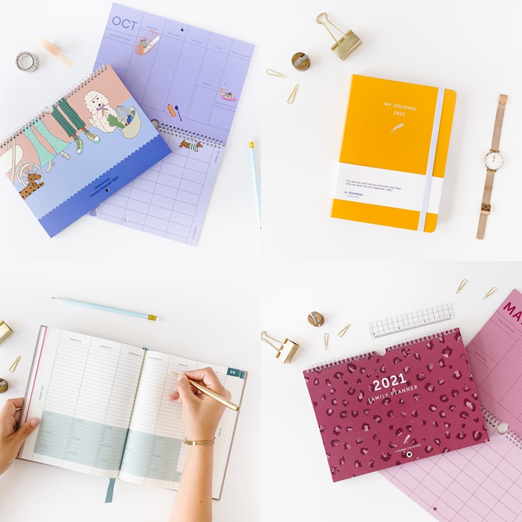 a journal stationery 1 - Stationery | De nieuwe A-Journal collectie