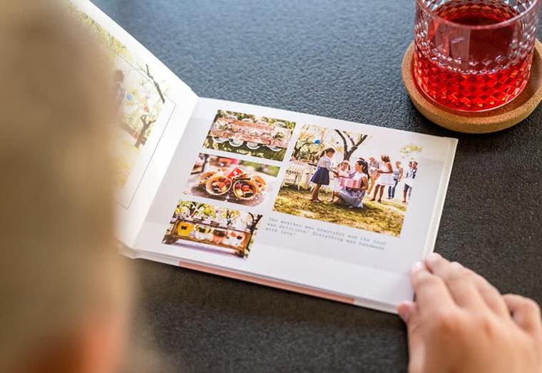 herinneringen boek maken 2 - Tip | Leg je staycation-herinneringen op een mooie manier vast