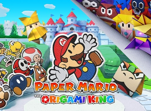 Paper Mario: The Origami King (review)