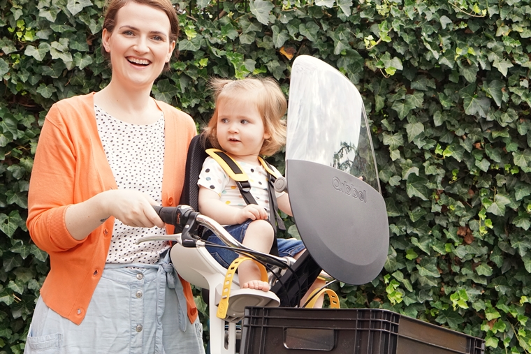 qibbel air review 4 - Mommy musthave | Het Qibbel Air fietsstoeltje