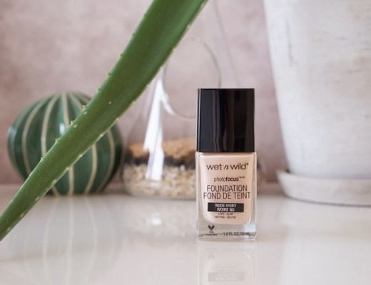 Wet n Wild Photofocus foundation review/ervaring