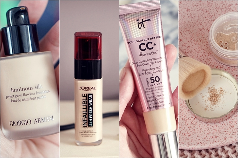 favoriete foundations herfst 2020 - Foundation Friday | Mijn favoriete foundations van dit moment
