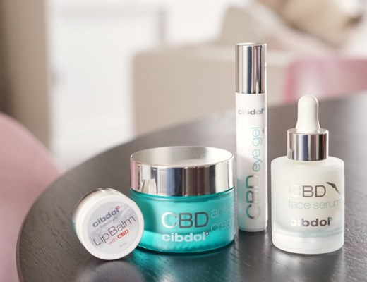 gezichtsverzorging met CBD (Cibdol ervaring/review)