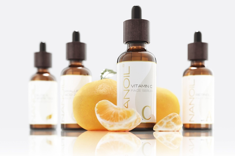 nanoil vitamin c face serum 1 - Skincare tip | Nanoil Vitamin C face serum