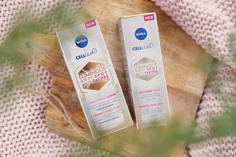 nivea cellular luminous630 review 2 - Getest! | NIVEA CELLULAR LUMINOUS630 tegen pigmentvlekken