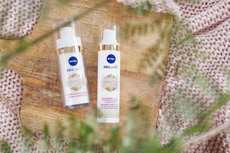 nivea cellular luminous630 review 6 - Getest! | NIVEA CELLULAR LUMINOUS630 tegen pigmentvlekken
