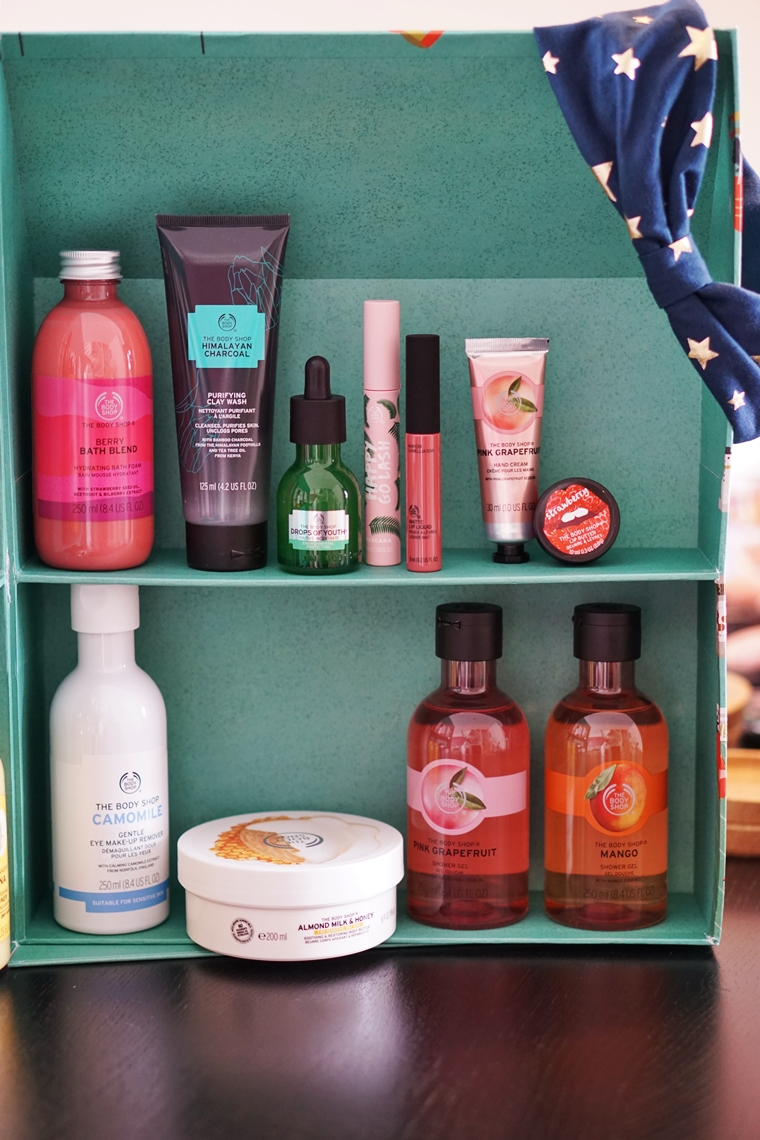 the body shop ultimate adventskalender 2020 unboxing inhoud 6 - Unboxing The Body Shop Ultimate adventskalender