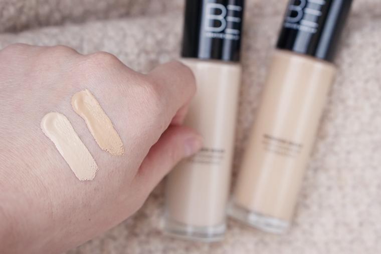 be creative make up wonder wear foundation review 4 - Foundation Friday   BE Creative Make-up Wonder Wear foundation