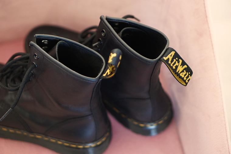 dr martens thurston lusso outfit 2 - New in | Dr Martens Thurston boots (+ tips voor het inlopen van Dr Martens)
