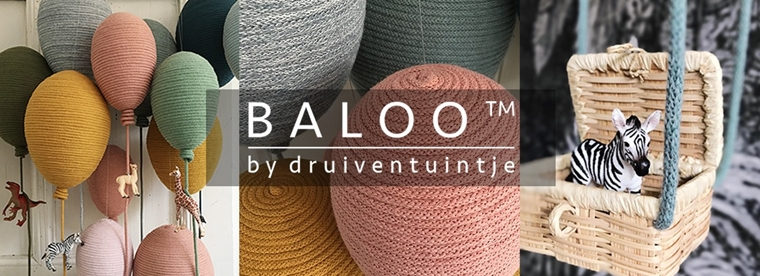 baloo ballon kinderkamer babykamer druiventuintje 1 - Webshop tip | BALOO by Druiventuintje