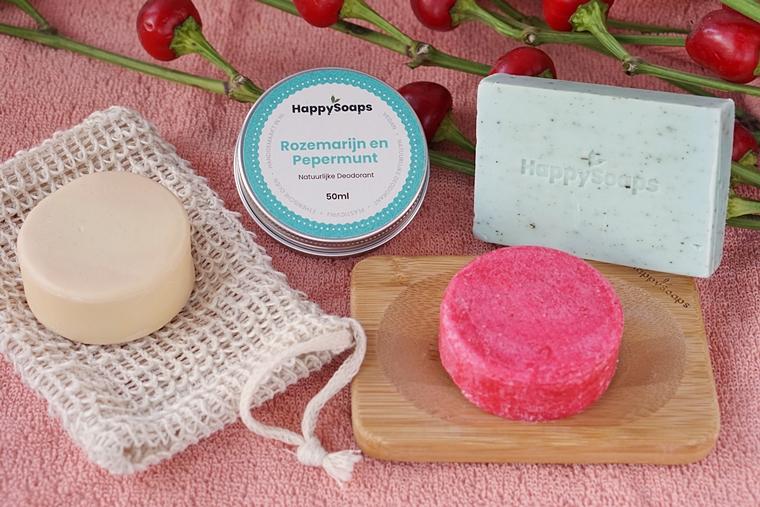 happysoaps 3 - HappySoaps | Plasticvrije en vegan verzorgingsproducten