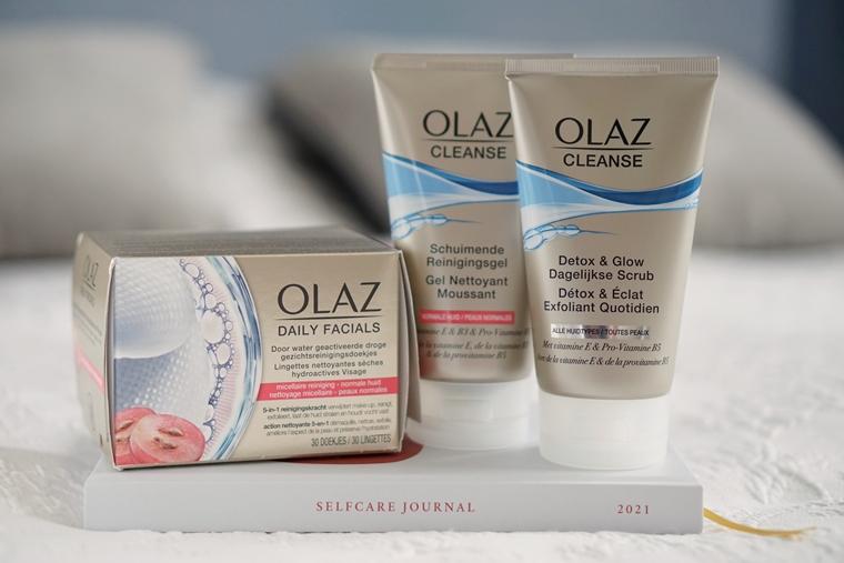 olaz glow pakket 1 - Skincare tip | Stralend het nieuwe jaar in met Olaz