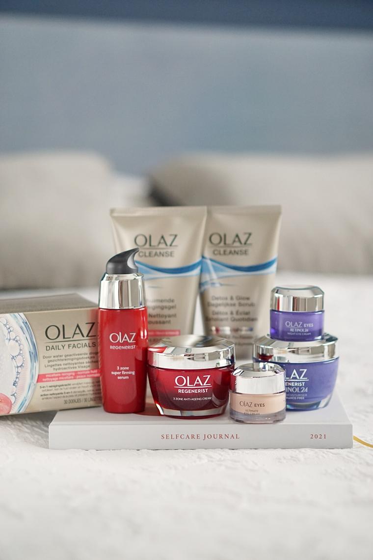 olaz glow pakket 5 - Skincare tip | Stralend het nieuwe jaar in met Olaz