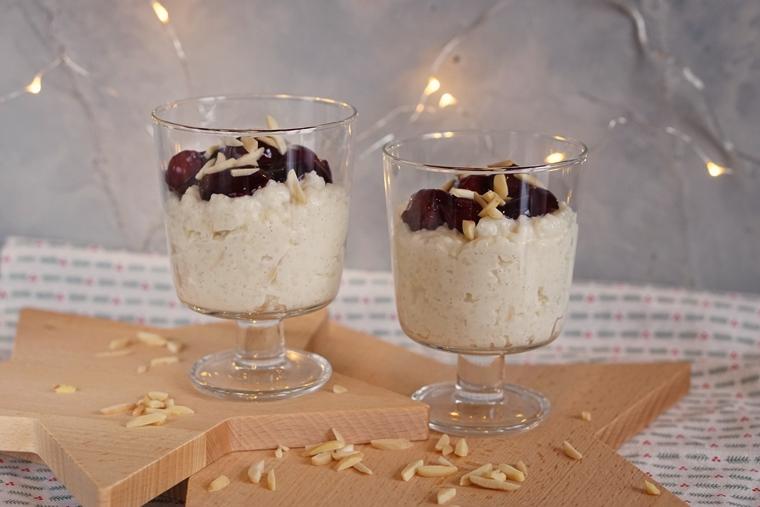 risalamande recept deense rijstepap 1 - Kerstrecept | Deense risalamande (dessert)