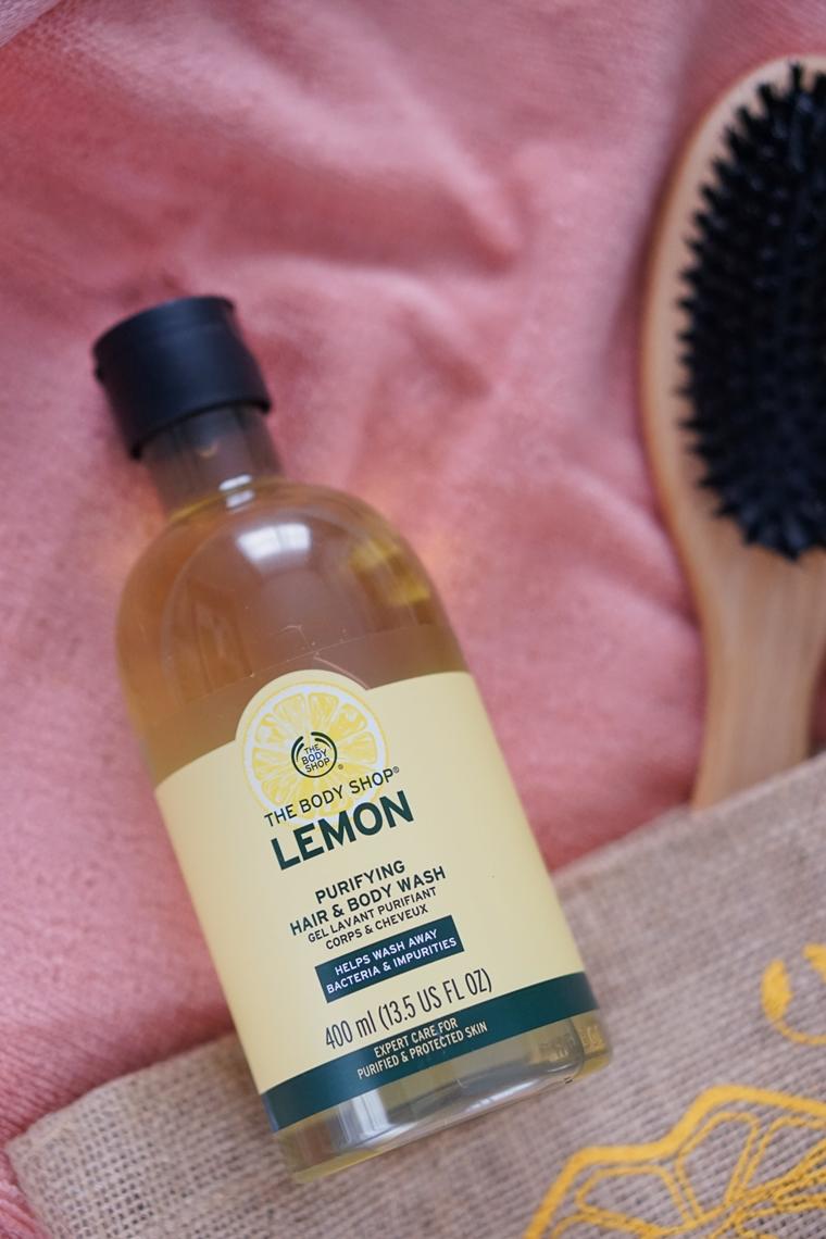 the body shop lemon review 3 - The Body Shop Lemon