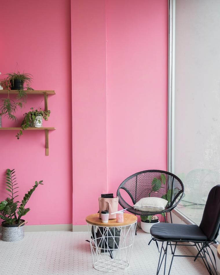 kleurrijk interieur inspiratie 1 - Home | Tips voor een sfeervol en kleurrijk interieur
