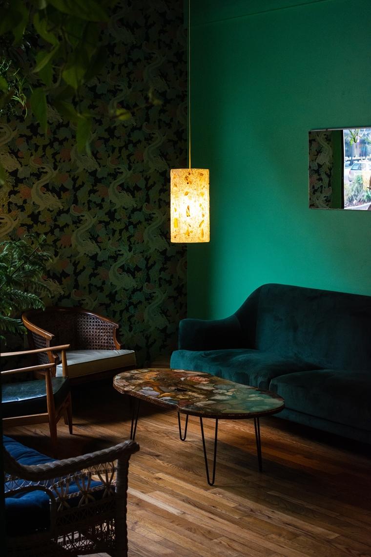 kleurrijk interieur inspiratie 9 - Home | Tips voor een sfeervol en kleurrijk interieur