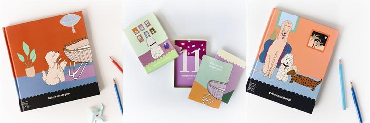 lima lou stationery 1 - Webshop tip | Lima & Lou stationery voor kinderen
