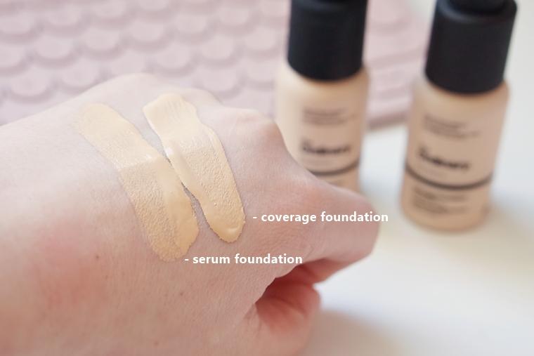 the ordinary serum foundation coverage foundation 8 - Foundation Friday | The Ordinary serum foundation vs. coverage foundation