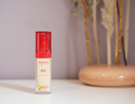 Bourjois Healty Mix foundation review/ervaring/test