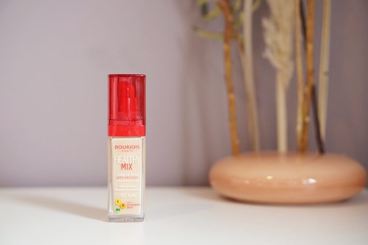 bourjois healthy mix foundation review 1 - Foundation Friday | Bourjois Healthy Mix foundation