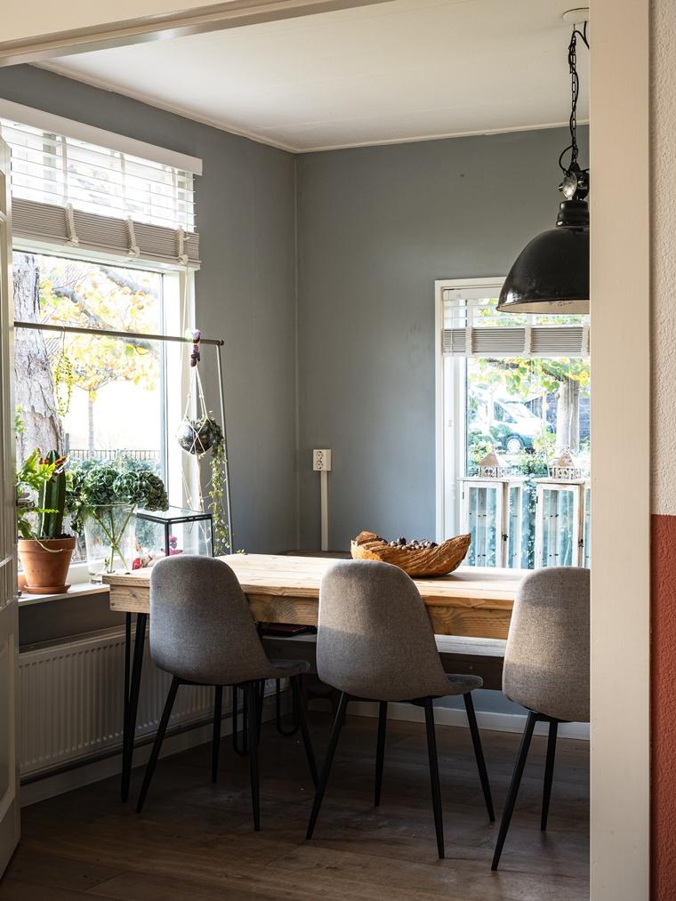 eethoek eettafel inspiratie interieur 14 - Interieur inspiratie | De eethoek als hart van het huis