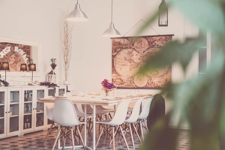 eethoek eettafel inspiratie interieur 7 - Interieur inspiratie | De eethoek als hart van het huis
