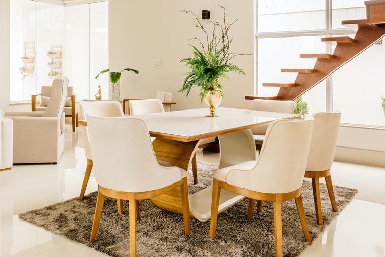 eethoek eettafel inspiratie interieur 9 - Interieur inspiratie | De eethoek als hart van het huis