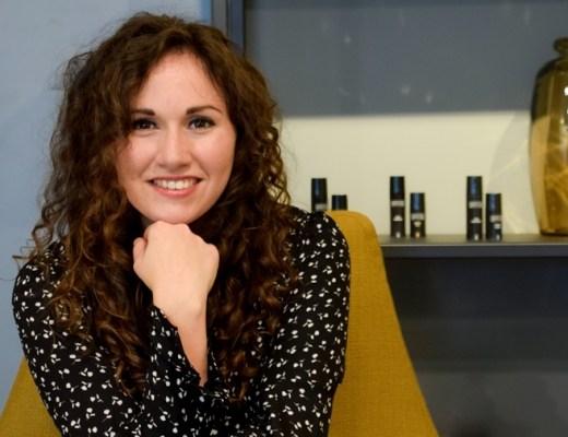 Hilde Steyvers Hilla Skincare interview ondernemen, vrouwelijke ondernemer