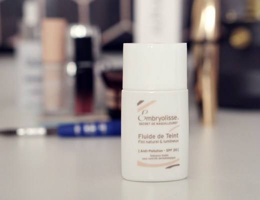 Embryolisse Liquid Foundation review
