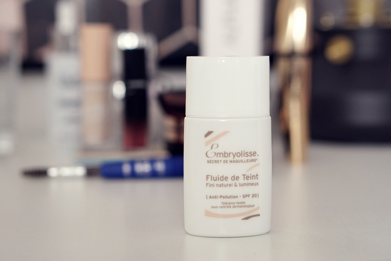 embryolisse liquid foundation review 1 - Foundation Friday | Embryolisse Liquid Foundation