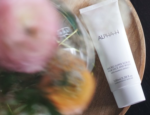 Alpha-H Micro Super Scrub review