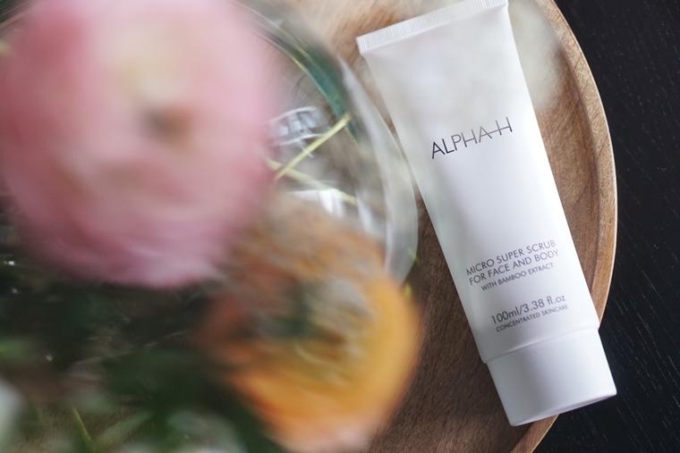 olivida alpha h micro super scrub review 2 - Love it! | Alpha-H Micro Super Scrub
