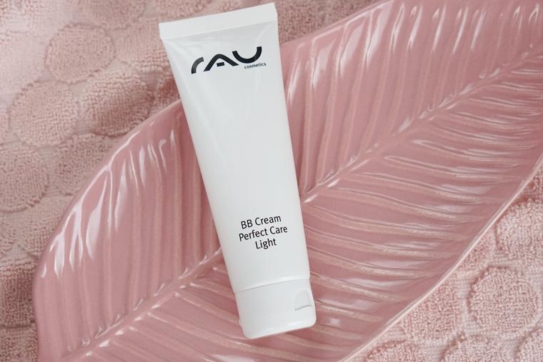 rau cosmetics bb cream review 4 - Foundation Friday | RAU BB Cream Perfect Care
