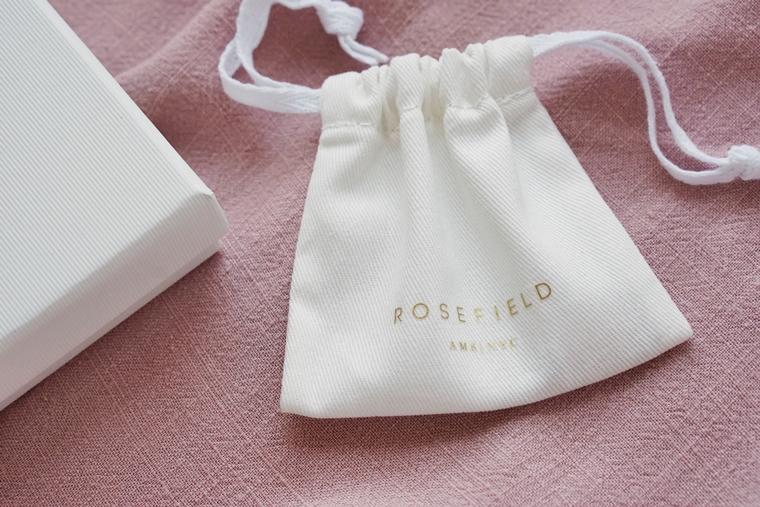 rosefield oval gepersonaliseerde ketting initialen 2 - Moederdag tip | Rosefield The Oval necklace