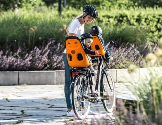 Thule Yepp Nexxt fietsstoeltje/fietszitje