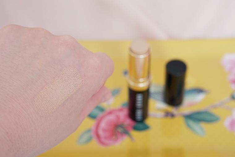 bobbi brown skin foundation stick review 4 - Foundation Friday | Bobbi Brown Skin Foundation Stick